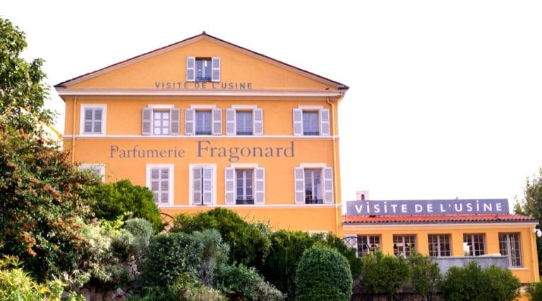 fragonard Grasse centre historique